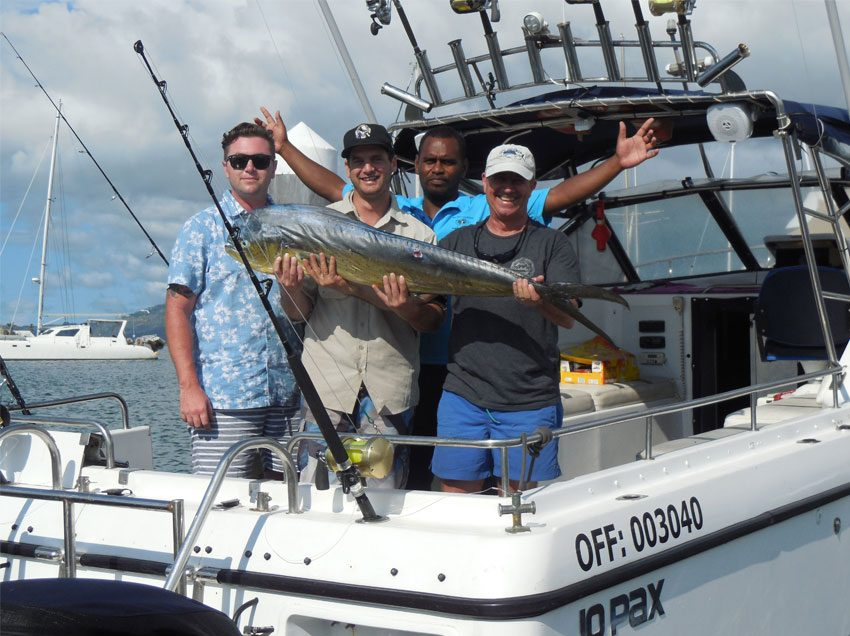 Game Fishing Expeditions from Port Denarau